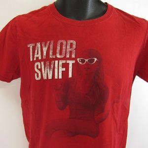 Taylor Swift Red Tour T-Shirt S Concert Tee